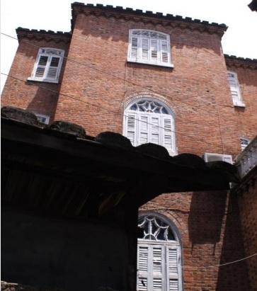 别墅屋顶造型 八角