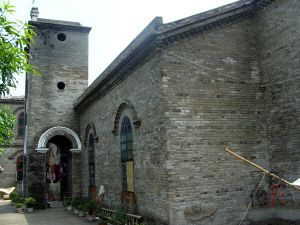 马尾天主教堂钟楼