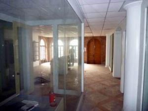 整改前二楼内部