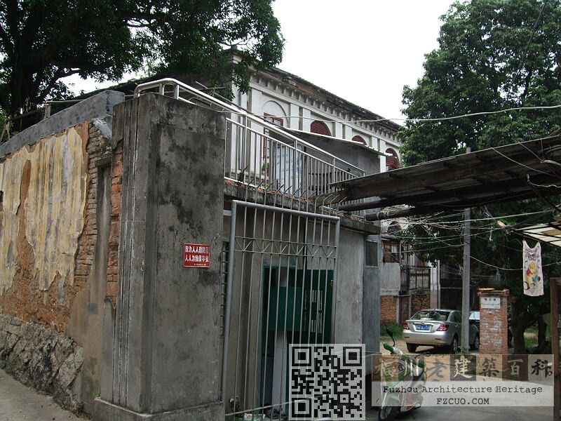 清邮政司(拍摄:nenva)