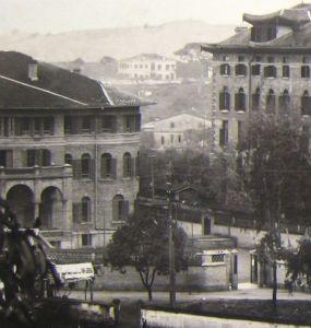 马高爱医院,拍摄于20世纪三四十年代(来源:福建师范大学档案馆)
