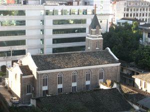 自东街口邮电大楼向南俯瞰(来自:GnuDoyng)