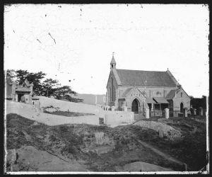 石厝教堂,1871年。约翰·汤姆逊(John