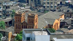 苍霞洲基督堂(拍摄:池志海/2011.6)