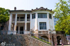 美国驻福州领事馆(拍摄:池志海/2011.5)