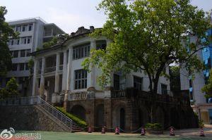 美国驻福州领事馆(拍摄:池志海/2011.11)