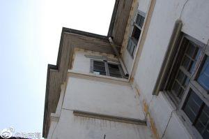 美国驻福州领事馆窗户(拍摄:池志海/2011.5)