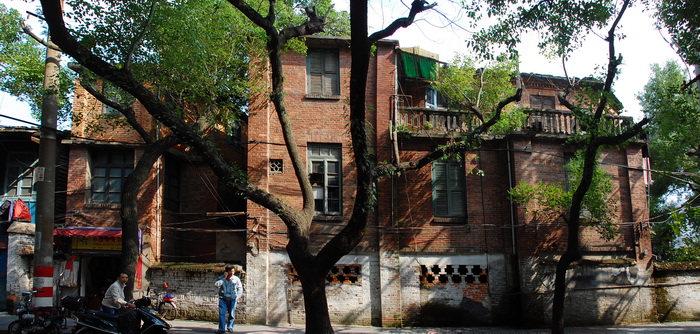 民国福州邮政总长官邸 (拍摄:池志海/2011)
