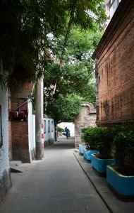 马厂街忠庐门口(拍摄:ahaofz/2011)