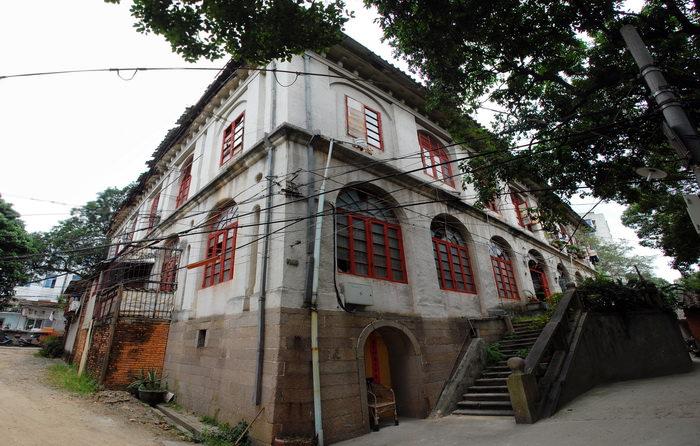 清邮政司(拍摄:池志海/2011)