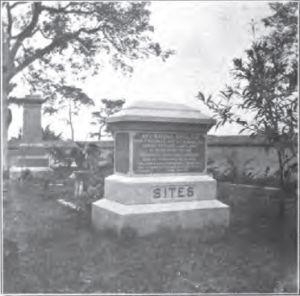 薛承恩牧师的墓碑(来源:维基共享资源)