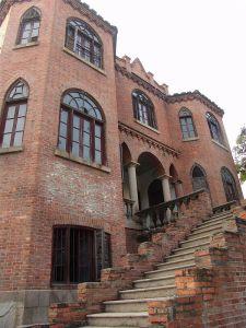 福泰和汇兑庄主建筑,位于北面(拍摄:CS)