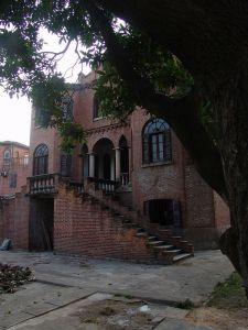 福泰和汇兑庄主建筑,位于西面(拍摄:CS)