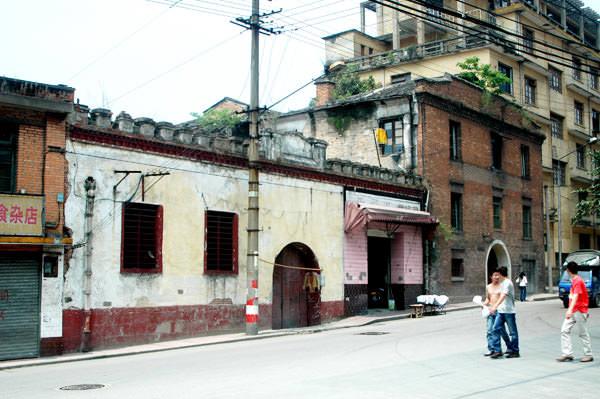 天祥、东亨洋行外观(拍摄:小飞刀于2006年5月)