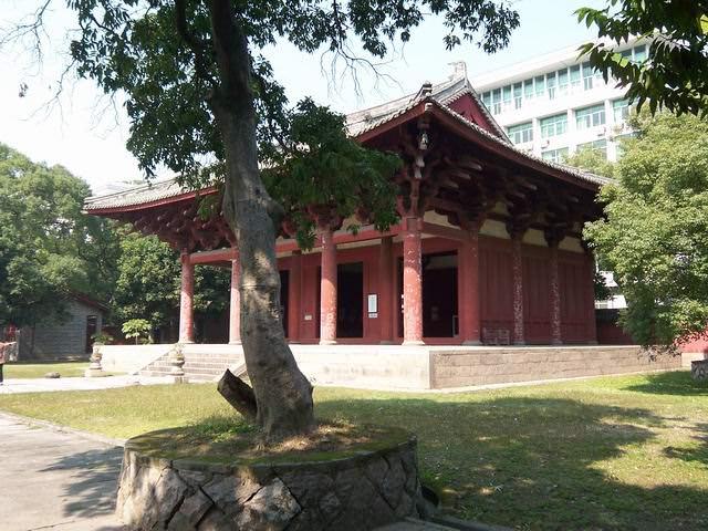 華林寺大殿