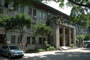 建筑南向外观(拍摄:小飞刀于2011年7月)