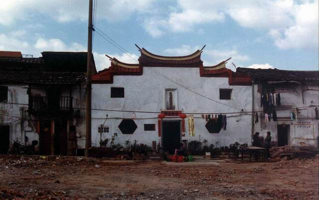 在台江的万寿头陀寺