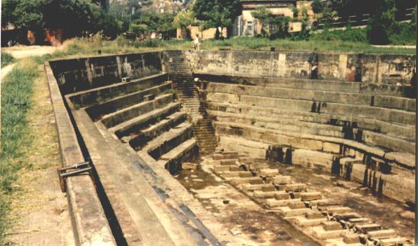 船坞端部 火燄山 1991