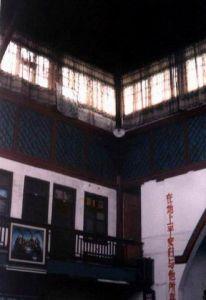 内景,1993,火燄山攝