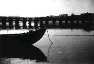 1986年的万寿桥,陈朝军