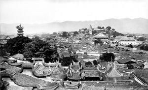 莫理循,1870年代高爷庙