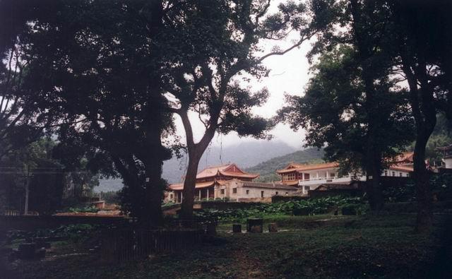灵石寺 火燄山 2001