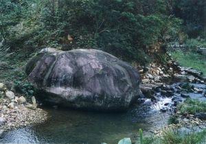 母石 火燄山 2000