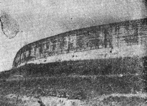 1903年的长门炮台