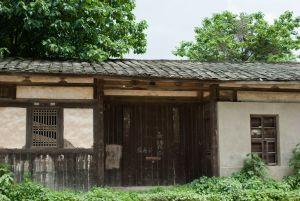 怀安衙署正门(拍摄:ahaofz 2011年6月11日)