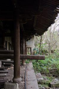 怀安衙署第二进(拍摄:ahaofz 2012年3月18日)