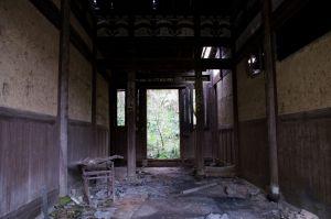 怀安衙署第三进(拍摄:ahaofz 2012年3月18日)