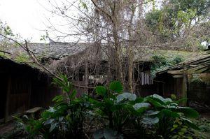 怀安衙署天井(拍摄:ahaofz 2012年3月18日)