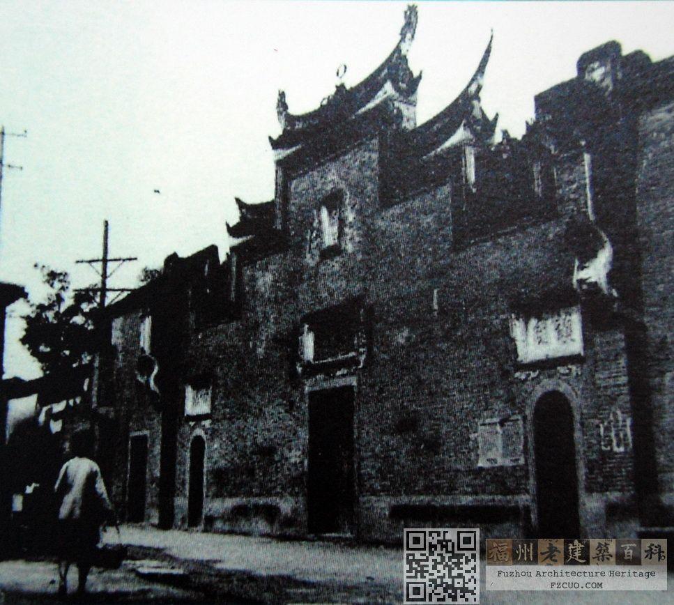 巷下庙老照片(来源:独立厅)
