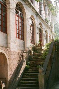 北立面入口石阶(拍摄:池志海/2012)