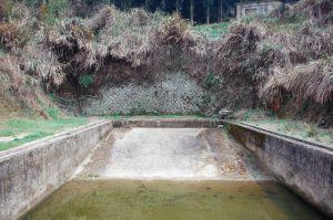鼓岭洋人游泳池(拍摄:池志海/2012)