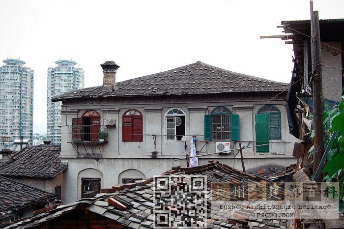 美华书局印书楼(拍摄:池志海/2011)