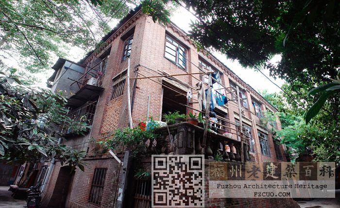 复园里1-5号(拍摄:池志海/2011)