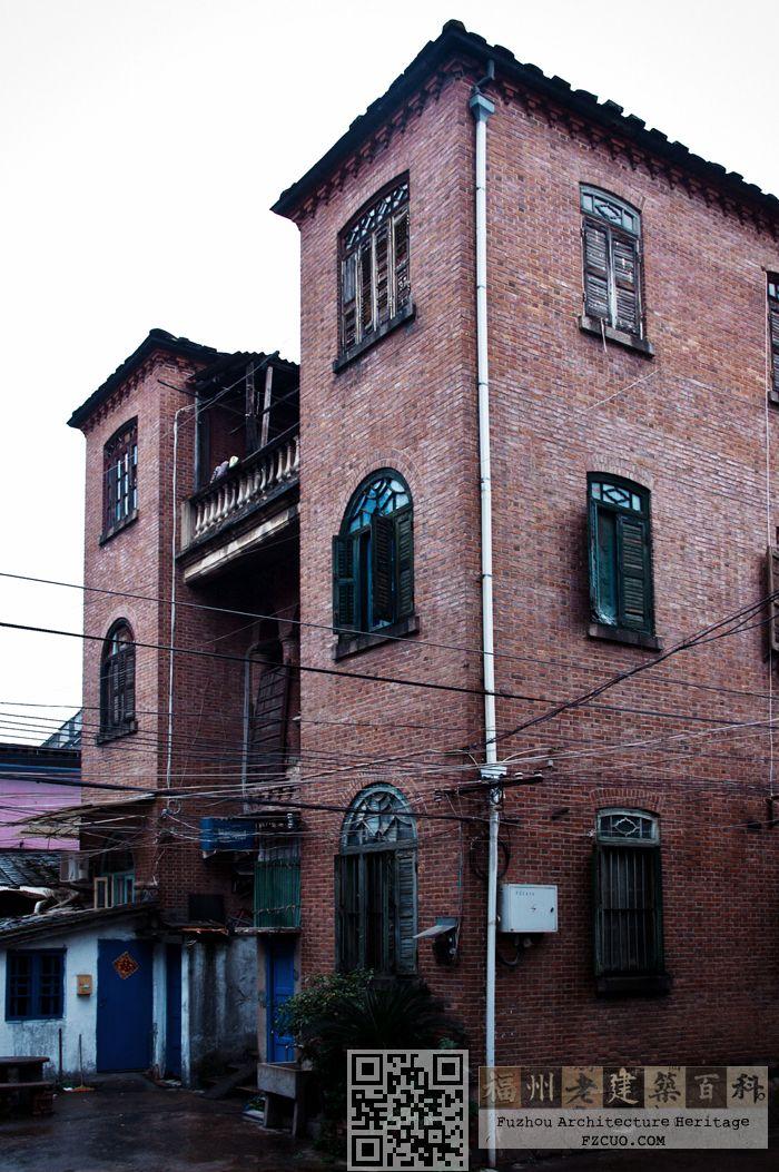 复园里6号(拍摄:池志海/2011)