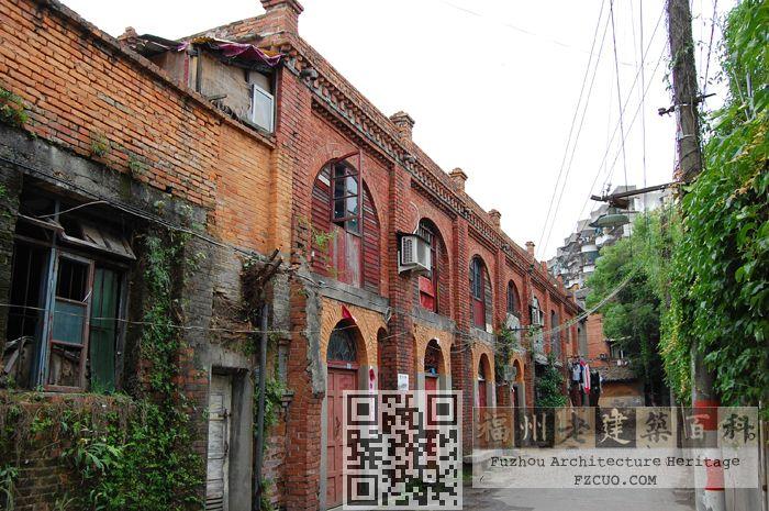 公园路八间排(拍摄:池志海/2011)