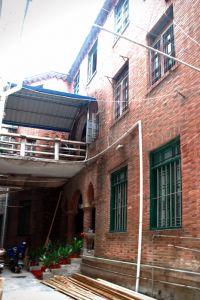 民国福建财政厅厅长官邸(拍摄:池志海/2011)