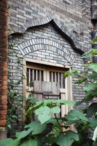 对湖路青砖(拍摄:池志海/2012)