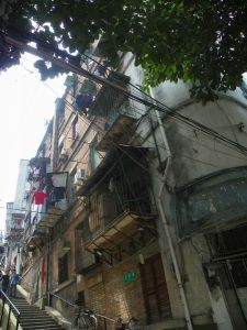 跌落和圆角 火燄山  2012