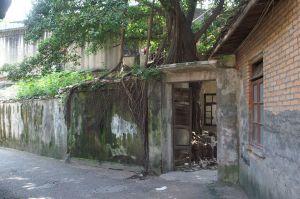 金和园南面院落的入口(拍摄:nenva,2012年5月)