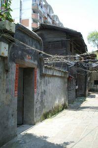 积兴山馆门楼(拍摄:nenva,2012年5月)