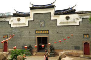 陈文龙尚书庙(拍摄: 晚睡猫 2012.06)