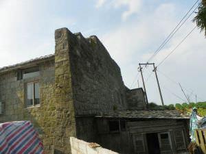山墙转角细部 火燄山 2012