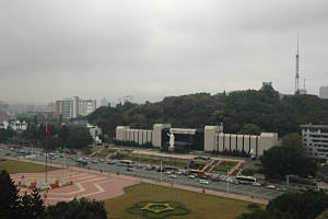 于山远眺(小飞刀摄于2012年3月)
