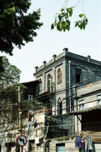 台湾银行(拍摄:池志海/2012)