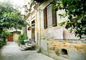 陶园里4号前门 (乡巴佬提供)