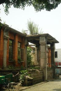 东向立面(小飞刀摄于2006年)